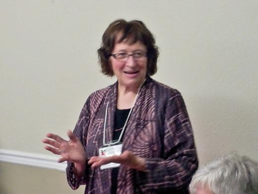 Northern Alberta representative Judy Dube