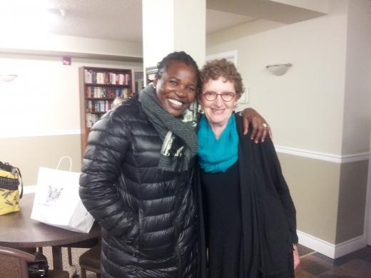 Ida and Judy Hayman