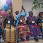 The African Grandmothers applauded the support received from Canadian Grandmothers